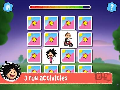 Ella Bella Bingo Bicycle Thief Screenshot