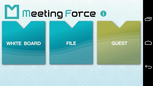 MeetingForce for Android 1.0.0 Windows u7528 1