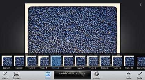 Frames - Snapseed Help