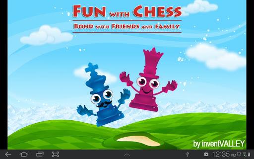 玩免費休閒APP|下載与国际象棋的乐趣 app不用錢|硬是要APP