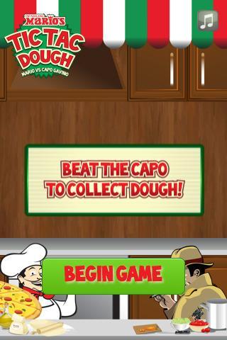 Tic Tac Dough: Mario vs Capo 2