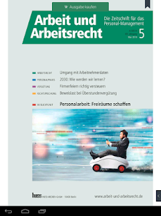 AuA Magazin- screenshot thumbnail