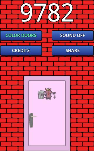 TEN THOUSAND DOORS
