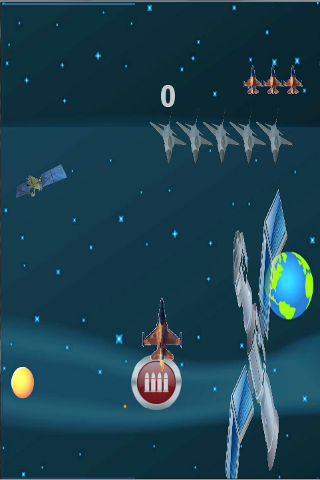 Thunder Space Raid Android Apps On Google Play