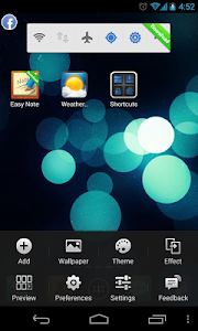 Ace Launcher screenshot 4