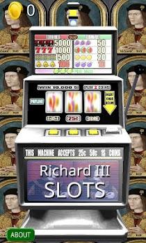 3D Richard III Slots - FREE