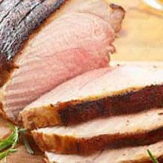 Roast Pork Loin with Rosemary Recipe