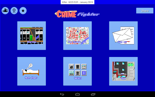 Crime Fighter- screenshot thumbnail