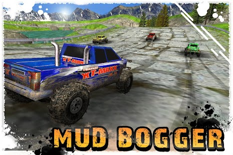 Mud Bogger ( 3D Racing Game )- screenshot thumbnail