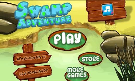 Swamp Adventure- screenshot thumbnail