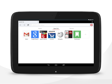 Opera browser beta Screenshot 1