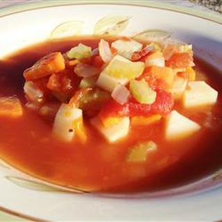 Vegetable Soup I