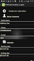 Screenshot of KWHotel Standard Mobile