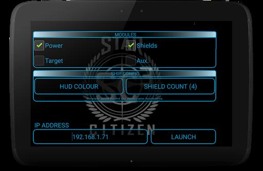 Ship Control for Star Citizen