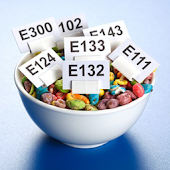 E numbers (E codes)