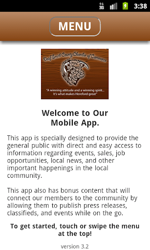 玩旅遊App|Deaf Smith County Chamber免費|APP試玩