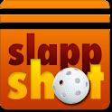 Slappshot - Logo