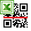 BAR CODE EXCEL scanner Demo icon