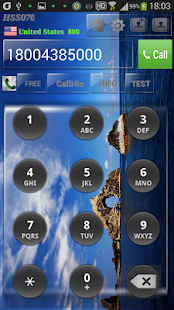 PHONE FREE CALL WIFI 3G 4G LTE- screenshot thumbnail