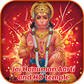 Hanuman Aarti And 3D Temple icon