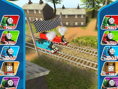 Thomas & Friends: Go Go Thomas Screenshot