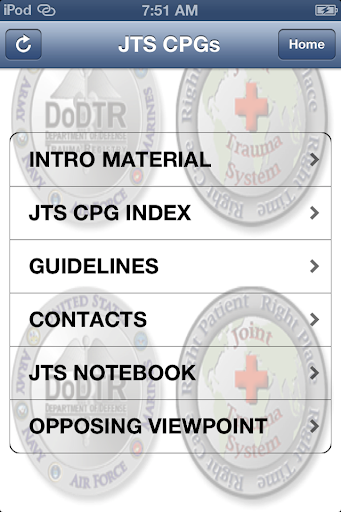 Joint Trauma System III