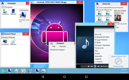 Windroid Free