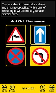 AA Theory Test for Car Drivers - screenshot thumbnail