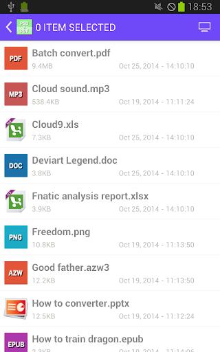 PSD到PDF在线转换