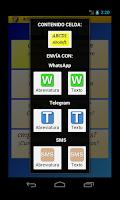 Screenshot of Elige Texto Lite for WhatsApp