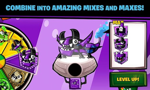 Calling All Mixels- screenshot thumbnail