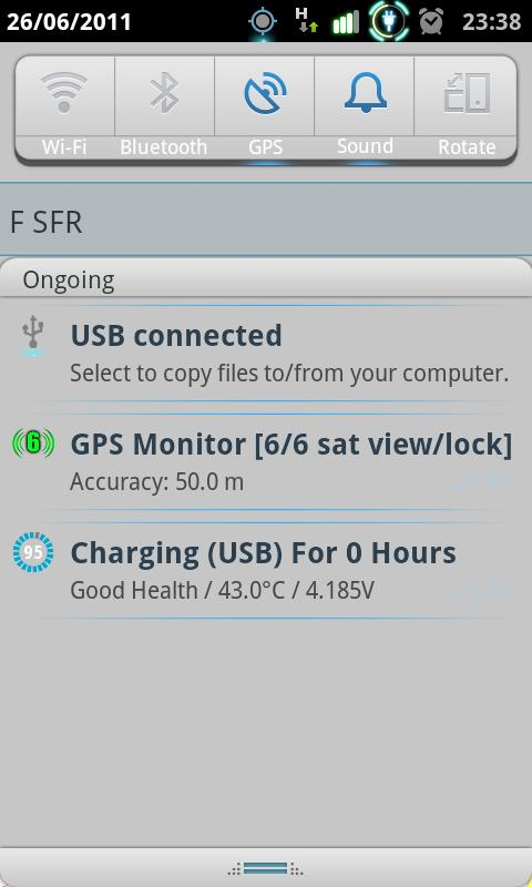 GPS Monitor Premium - screenshot