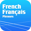Learn French Phrasebook Free icon