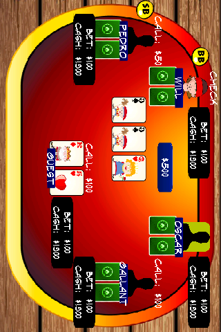 Casino Poker - Texas Holdem - screenshot