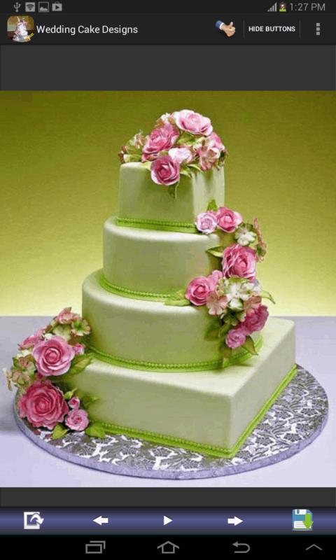 Cake Design Bakery : Wedding Cake Designs - Android Apps on Google Play