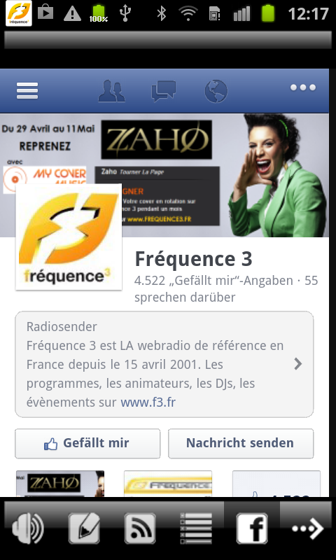 Frequence 3 - screenshot