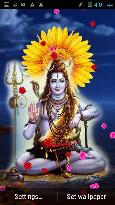Lord Shiva Wallpaper - Google Play Store revenue ...