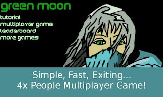 Screenshot of Green Moon Multiplayer