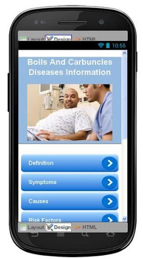Boils And Carbuncles Disease
