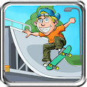 Skateboard Racing icon