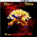 Escáner de KI Dragon Ball Z icon