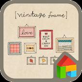 Vintage frame Dodol Theme