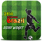 FIFA 2014 World Cup Widget