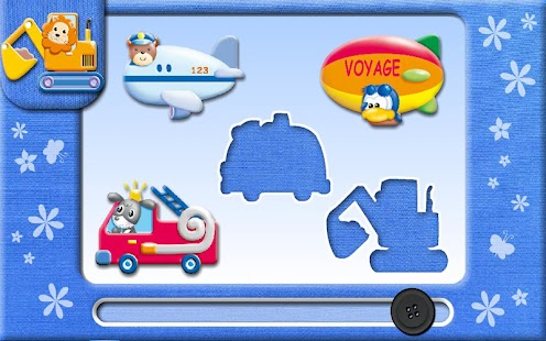 Kids Animated Puzzle -Toddlers - screenshot thumbnail