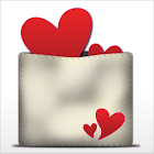 Valentine's Day Greeting icon
