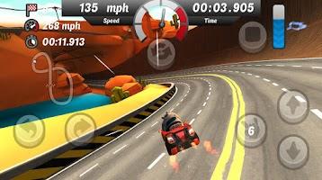 Screenshot of Gamyo Racing