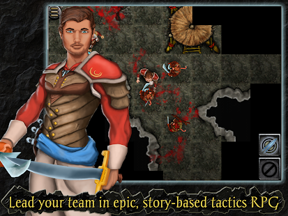 Heroes of Steel RPG Screenshot 9