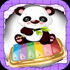 Panda Baby's Xylophone Free icon