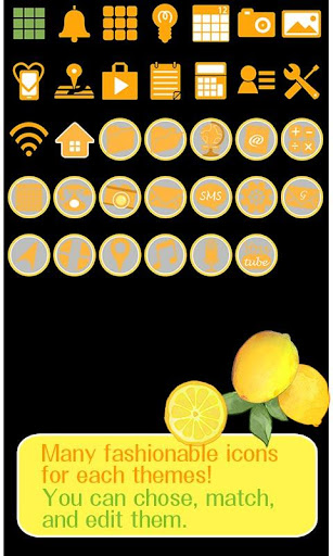 Cute Theme-Citrus- 2.0.0 Windows u7528 4
