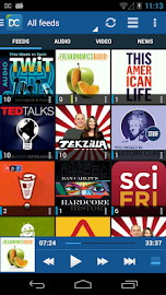 DoggCatcher Podcast Player Screenshot 1